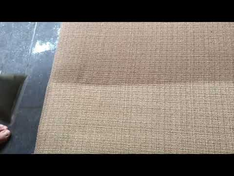 Sofa Shampoo cleaning process