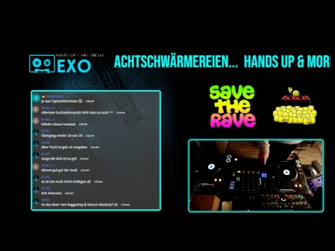 eXo in the Mix | Hands Up, Dance, Trance, House, Happy Hardcore || Livestream