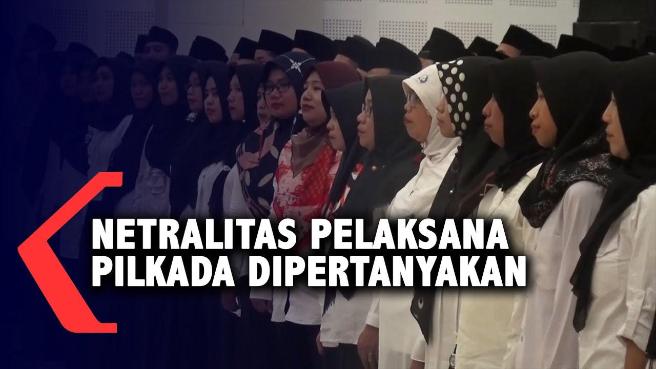Diduga Dukung Bacabup, 26 Anggota Pelaksana Pilkada Dilaporkan