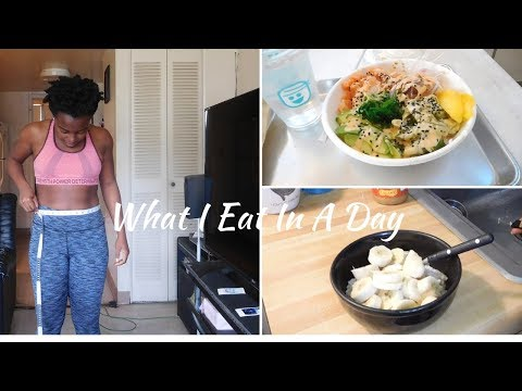 WHAT I REALISTICALLY EAT IN A DAY TO LOSE WEIGHT | 15 POUNDS DOWN