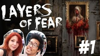 LAYERS OF FEAR - Survival Horror Gameplay FR #1 avec Jeel