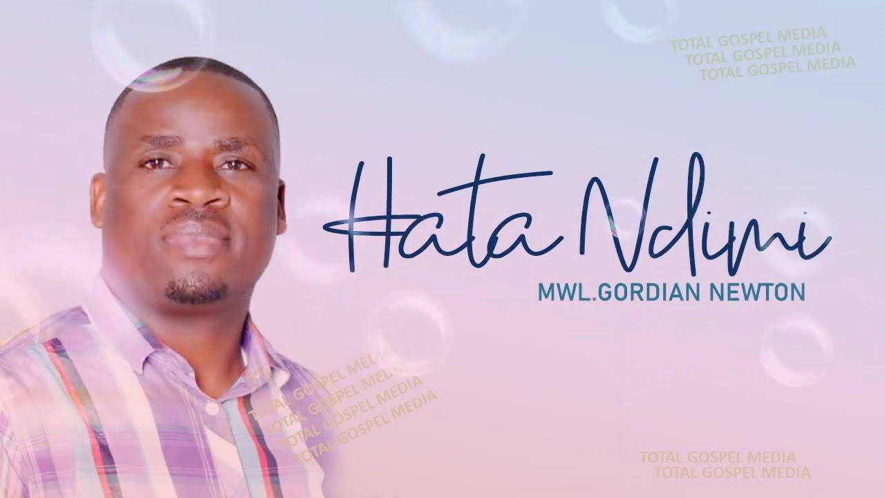 Download Tenzi za Rohoni  Na 3_Hata Ndimi Elfu - Mwl. Gordian Newton