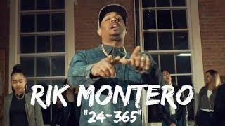 "Christian Rap - Rik Montero - ""24/365"" Music Video(@ChristianRapz)"