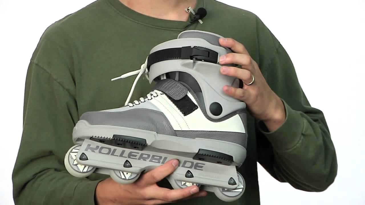 Rollerblade Newjack3 Aggressive Inline Skates Youtube 11