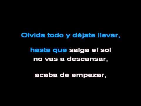 Wepa - Gloria Estefan español letra