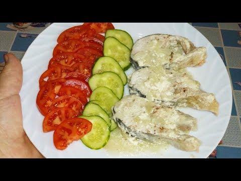Рыба по-польски, рецепт с фото. Как приготовить рыбу под
