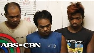 3 men arrested over rape in Rizal