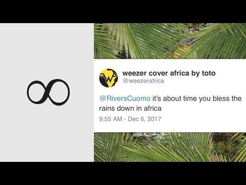 ∞ Weezer - Africa