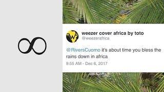 ∞ Weezer - Africa Video