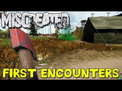 Miscreated - Alpha Gameplay - First Encounters