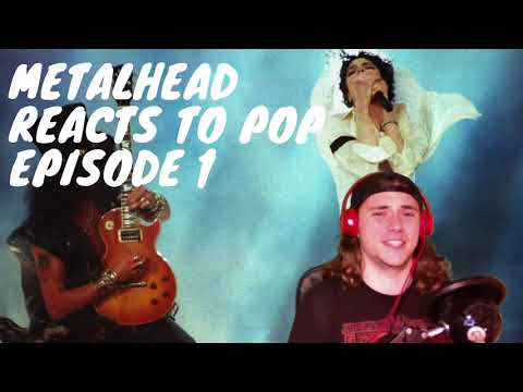 Metalhead Reacts to Pop - Give In To Me (Michael Jackson) - Episode 1