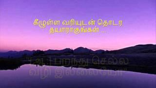 Naan Thedum Sevanthi - Tamil Karaoke