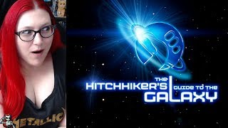 HITCHHIKER'S GUIDE TO THE GALAXY SERIES!
