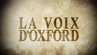 La voix d'Oxford - Interview d'Edward Higginbottom