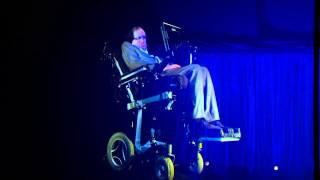 Stephen Hawking says