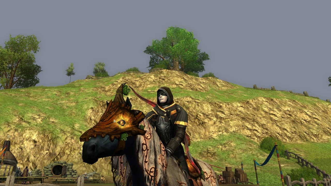 Lotro Fall Festival 2020.Lotro Review De Fall Festival Steed Of Gloaming Autumn