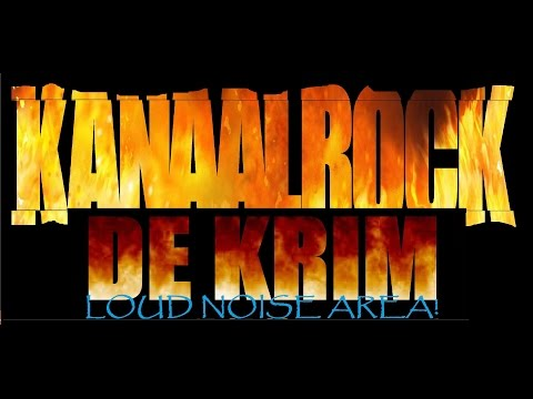 Kanaalrock 2017 met Dirty Dog, The Marshalls, Gasoline Station, Status Quotes en Kisjeskearls.