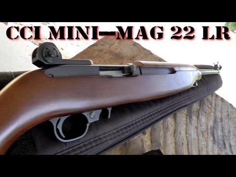 CCI Mini-Mag 22 LR - Great Ammo - Check Your Gun!