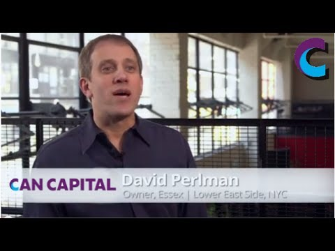 Dave Perlman, Owner of Essex Restaurant • CAN Capital