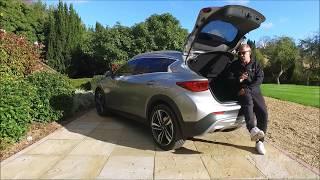 New QX30 hatchback****Amazing Infiniti