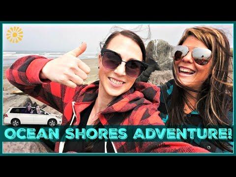 Ocean Shores Adventure! |  #MarciandKatdoWA