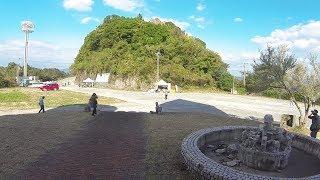 香南市 物部川フェスタの三宝山