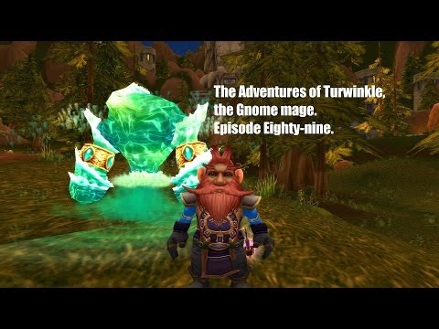 The Adventures of Turwinkle, the Gnome mage. Episode Eighty-nine.