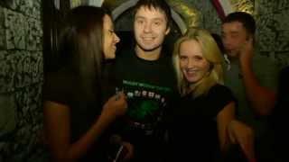 Monica Bellucci открытие клуба во Владимире