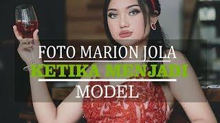 9 Deret Foto Jadul Marion Jola Ketika Menjadi Model, Tampak Seksi Banget!