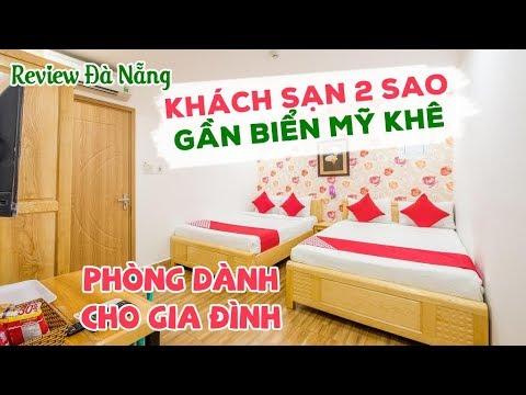 Review Khách Sạn Bình Dân Dành Cho Gia Đình Gần Biển Mỹ Khê Đà Nẵng – 0976310250