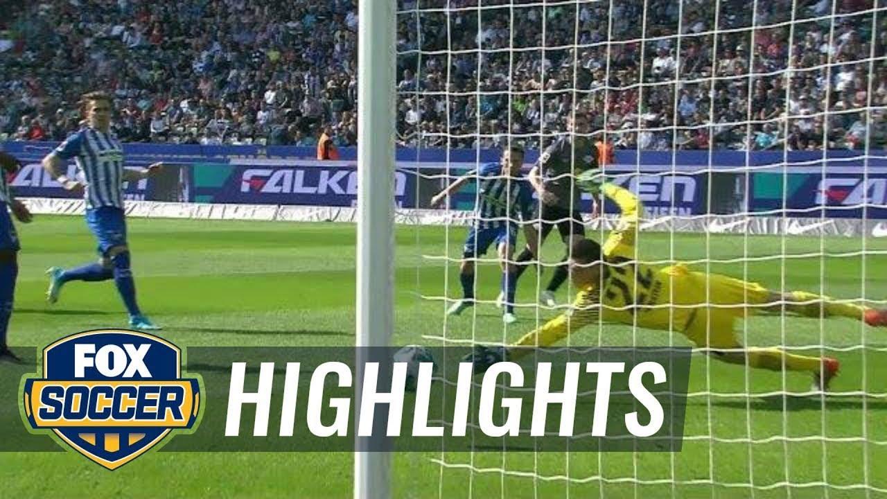 Hertha Vs Leipzig