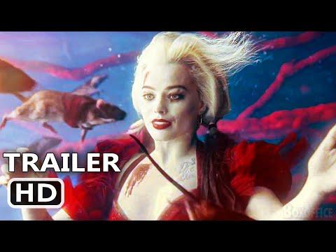 THE SUICIDE SQUAD Trailer 3 (2021)