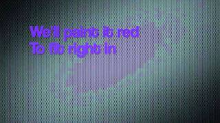 Imagine Dragons Radioactive Lyric Video