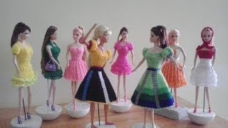 Crochet Clothes Doll 13