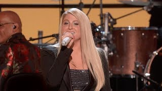 """Meghan Trainor """"You've Got a Friend in Me"""" Performance - Mickey's 90th Spectacular"""