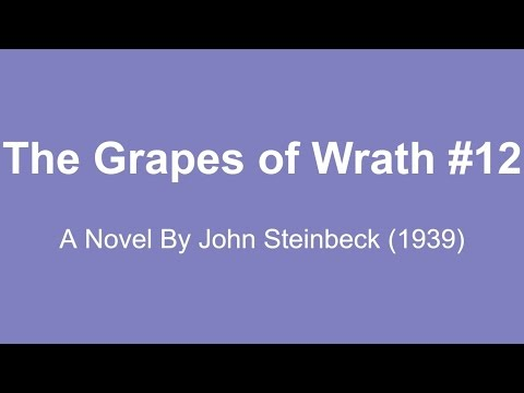 The Grapes of Wrath Audio Books - A Novel By John Steinbeck (1939) #12