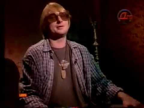 Агата Кристи в Кальян - шоу, 2002 год