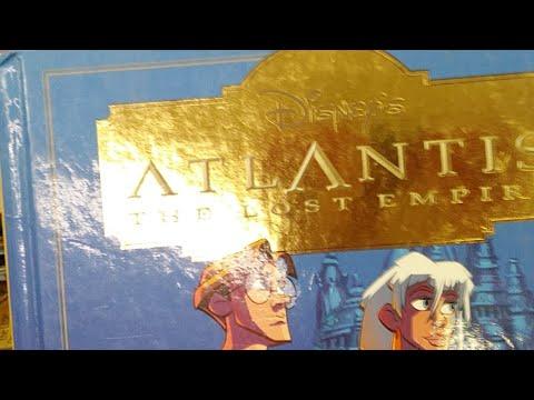 NEW POSSIBLE Mandela Effect - Atlantis: The Lost Empire