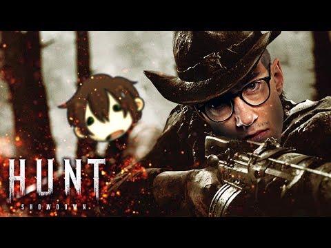 Monsterjagd im Battlegrounds Stil   Hunt: Showdown