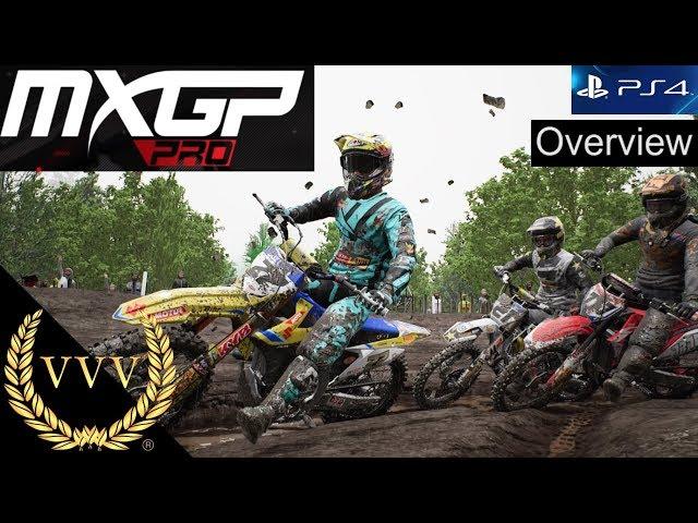 MXGP Pro | PS4 Overview
