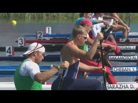 Men's Canoe Sprint Single 200m Semi-Final - London 2012 Olympics