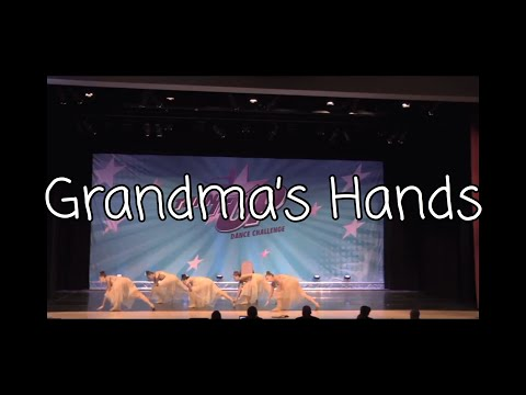 Grandmas hands