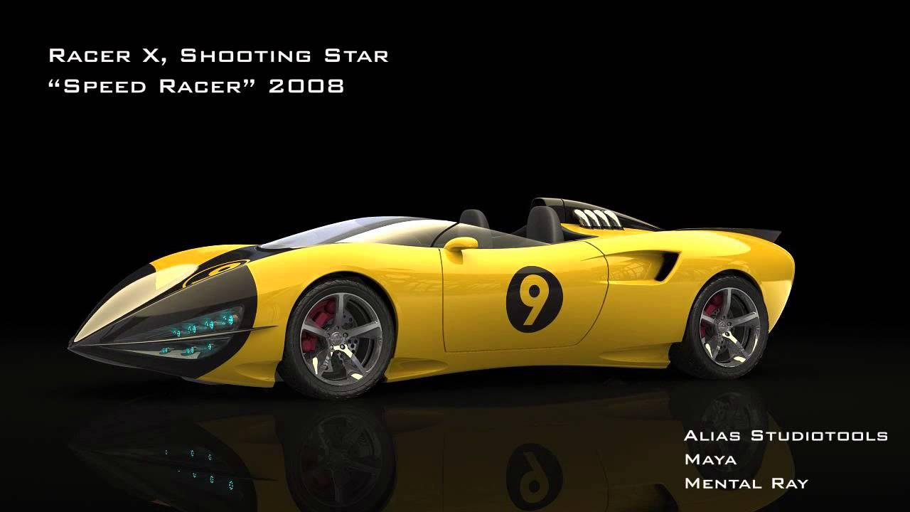 Racer X, Shooting Star - YouTube