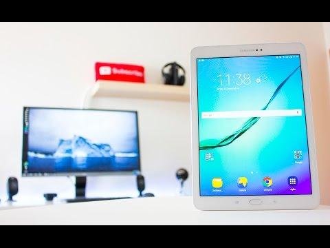 Samsung Galaxy Tab S2 9.7 - Análise