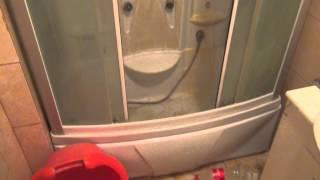 Выра, туалет второго этажа, душевая кабинка, душ, раковина, санузел, ватер клозет, гальюн(Телефон: +7-931-289-39-65 Аренда без комиссии, сдам без посредников, снять без агентств и агентов, напрямую от собст..., 2015-01-16T15:53:00.000Z)