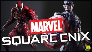 Marvel & Square Enix Announce Major Video Game Deal