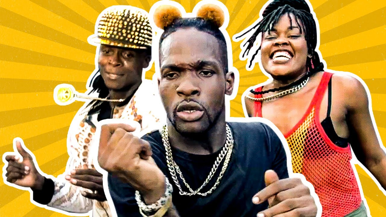 Monkey Marc 'No Surrender' feat. Sizzla, Capleton, Fantan Mojah & Mista Savona
