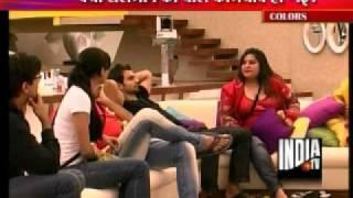 Dolly Bindra's Aggressive Behavior In  Bigg Boss thumbnail