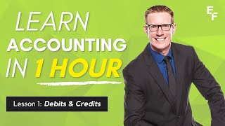 Download Learn Accounting in 1 HOUR  First Lesson: Debits and Credits