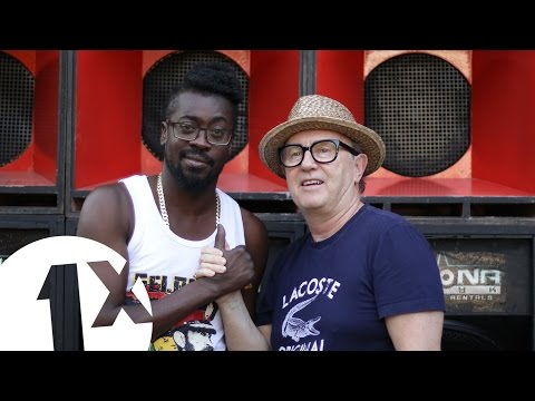 1Xtra in Jamaica - The Beenie Man & David Rodigan Interview for BBC 1Xtra